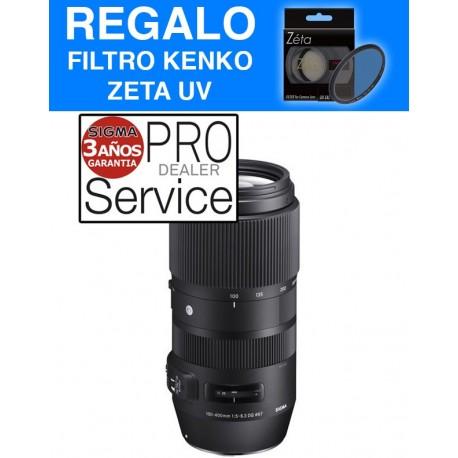 Sigma 100-400mm f5‑6.3 DG HSM OS Contemporary
