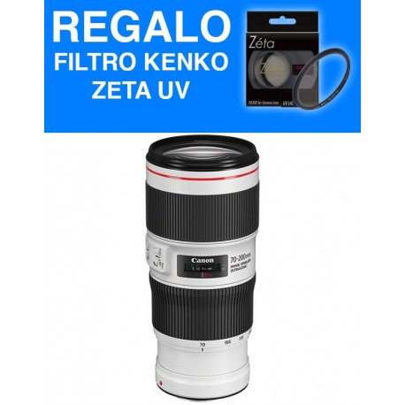 Canon 70-200mm f4 L II IS USM