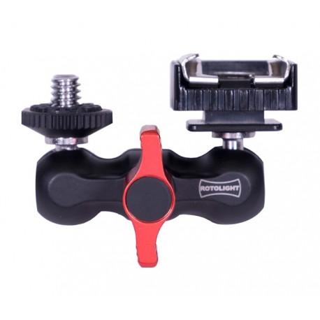 minibrazo para accesorios Rotolight Neo