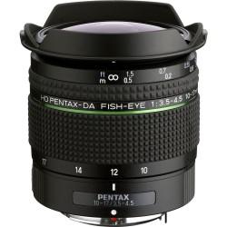Pentax 10-17mm f3.5-4.5 ED HD DA
