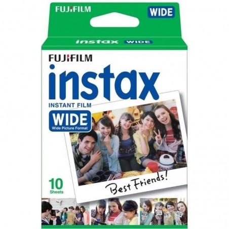 Carga Fuji Instax 200 carga para 10 fotos