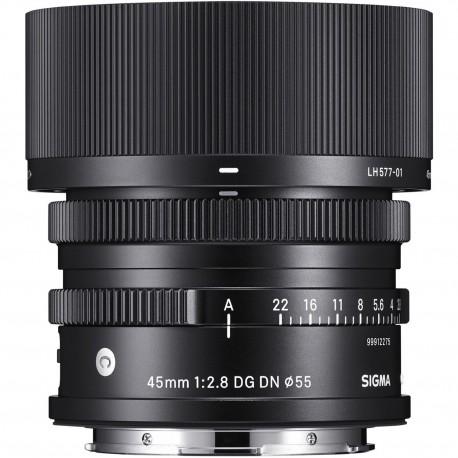Objetivo Sigma 45mm f2.8 | Comprar Sigma 45mm f2.8