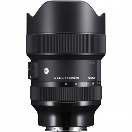 Objetivo Sigma 14-24mm f2.8 | Comprar Sigma 14-24mm f2.8