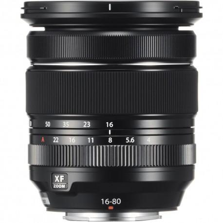 Objetivo Fuji 16-80mm