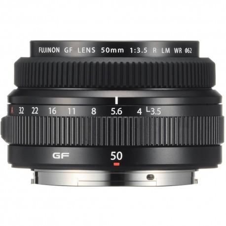 Objetivo 50mm Fuji GFX