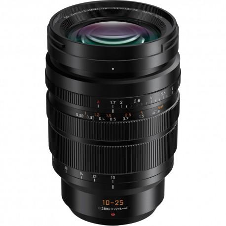 objetivo Panasonic 10-25mm Leica