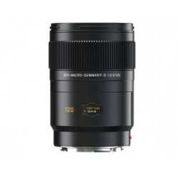 Leica 120 mm f/2.5 Apo macro Summarit-S