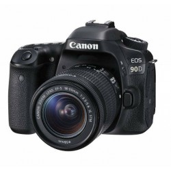 Canon Eos 90D + 18-55mm IS