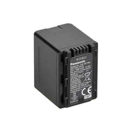 Bateria Panasonic VW-VBT380