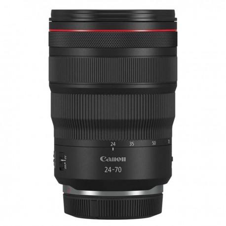Objetivo Canon 24-70mm f2.8