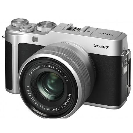 Fuji X A7 + 15-45mm
