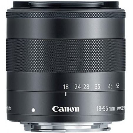Canon 18-55mm f3.5-5.6 EFM IS STM