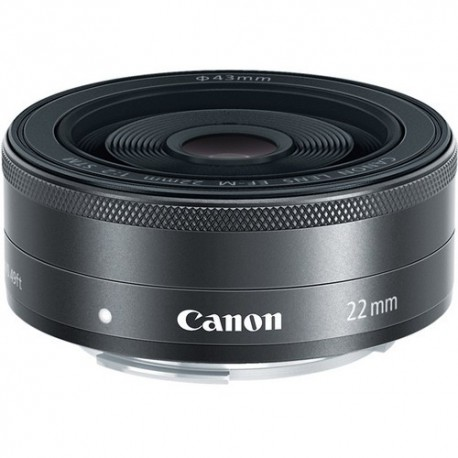 Canon 22 mm f/2.0 STM