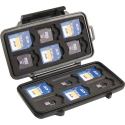 Pelican 0915 Memory Card Case sd