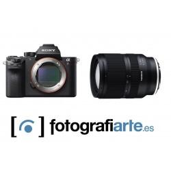 Sony A7r III + Tamron 17-28mm f2.8
