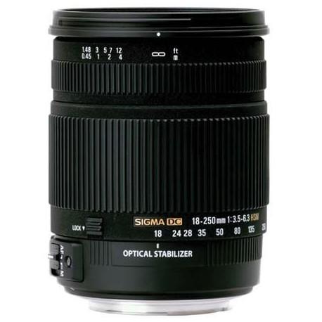 Sigma 18-250mm f3.5-6,3 DC OS HSM Macro