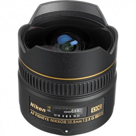 Nikon 10.5mm Segunda Mano   Ojo de Pez de Segunda Mano