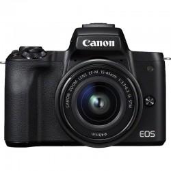 Canon Eos M50 + 15-45mm + 28mm Macro