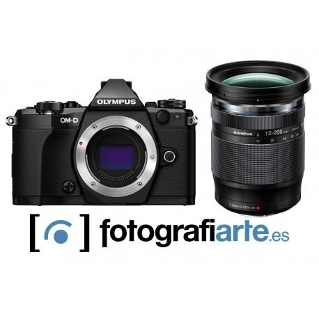 Olympus EM5 III + 12-200mm