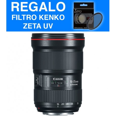 Canon 16-35mm f2.8 L USM II EF