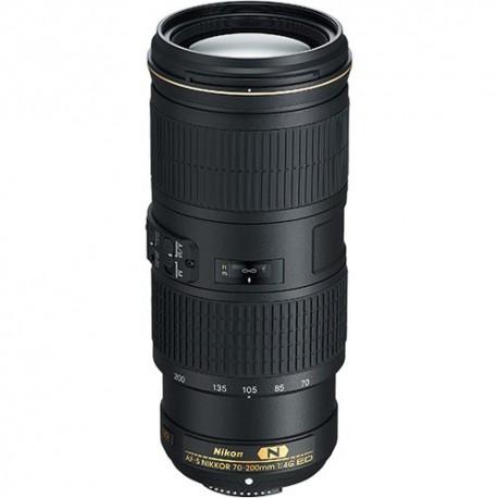 Nikon 70-200 mm f/4.0 ED VR