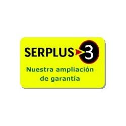 Ampliación de garantía Serplus3 Amarillo