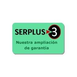Ampliación de garantía Serplus3 Verde