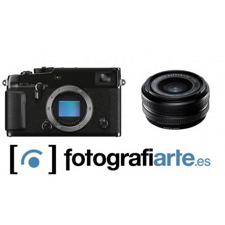 Fuji X-PRO 3 + 18mm f2 | camaras digitales fujifilm