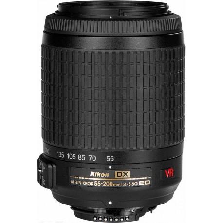 Nikon 50-200mm Segunda Mano