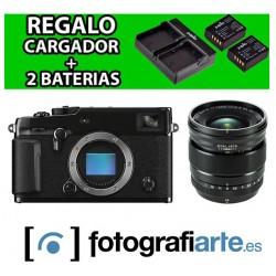 Fuji X-PRO 3 + 16mm f1.4