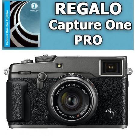 Fuji X-PRO 2 GE + 23mm f2 WR Graphite Edition