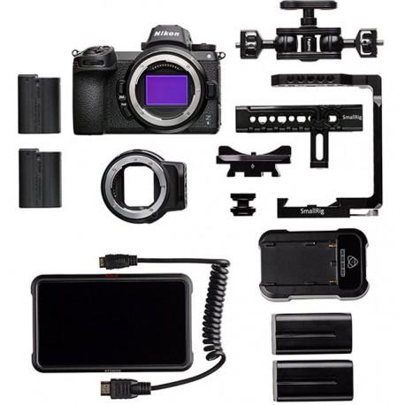 Nikon Z6 kit de video | Nikon Z6 + Atomos Ninja