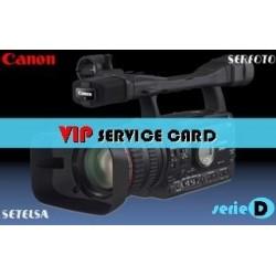 Contrato de mantenimiento VIP-D