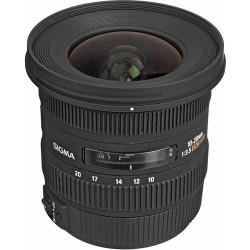 Objetivo Sigma 10-20mm f3.5 EX DC HSM