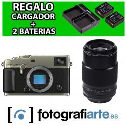 Fuji X-PRO 3 + 80mm f2.8