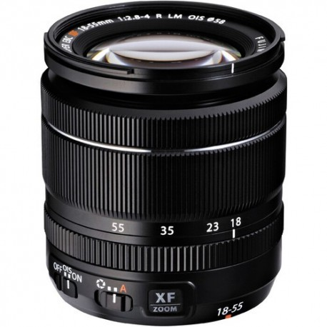 Fuji 18-55 mm f/2.8-4 XF R LM OIS