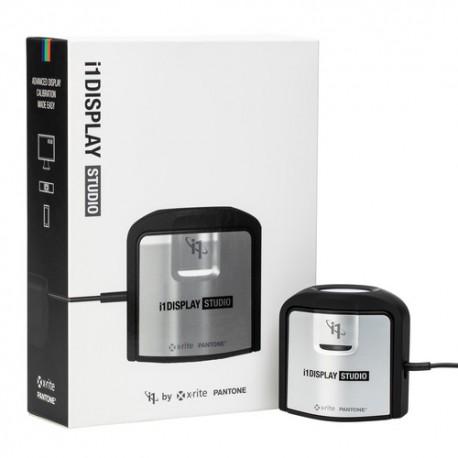 Calibrador Xrite i1Display Studio