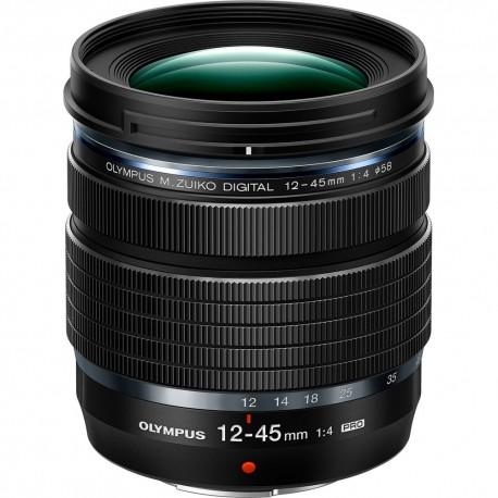 Objetivo Olympus 12-45mm | olympus m.zuiko digital