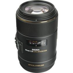 Sigma 105mm f2.8 EX DG OS Macro