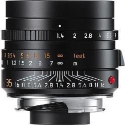 Leica 35mm f1.4 Summilux Asph Negro