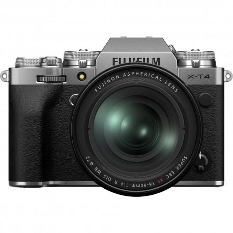 Fuji XT4 + 16-80mm