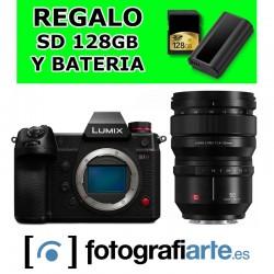 Panasonic S1H + 50mm f1.4