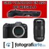 Canon Eos RP + 70-300mm f4-5.6 nano