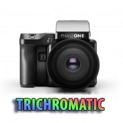 Phase One XF IQ4 100MP Trichromatic No IR Filter