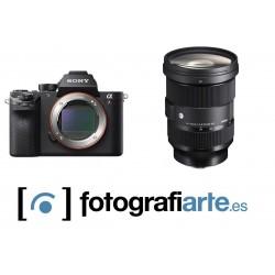 Sony A7r III + Sigma 24-70mm f2.8