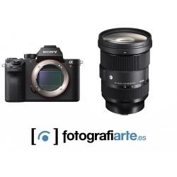 Sony A7r II + Sigma 24-70mm f2.8