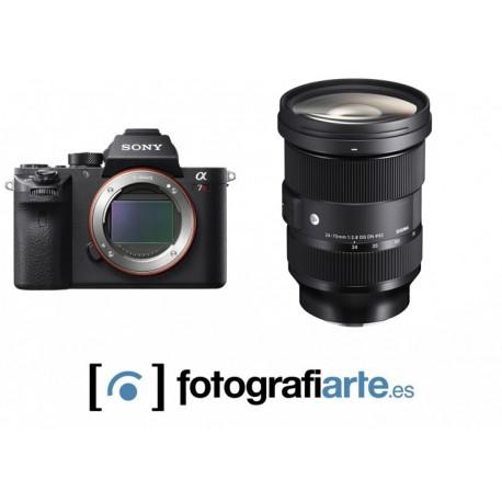 Sony Alpha 7r II + Sigma 24-70mm f2.8