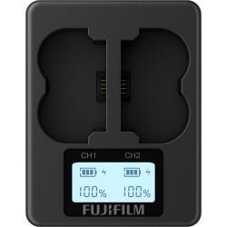 Cargador Fuji XT4 | Cargador dual Fuji BC W235