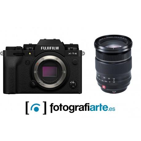 Fuji XT4 + 16-55mm f2.8