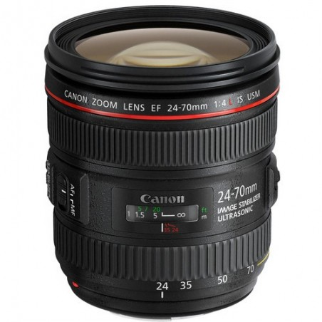 Canon 24-70mm f4 L IS USM